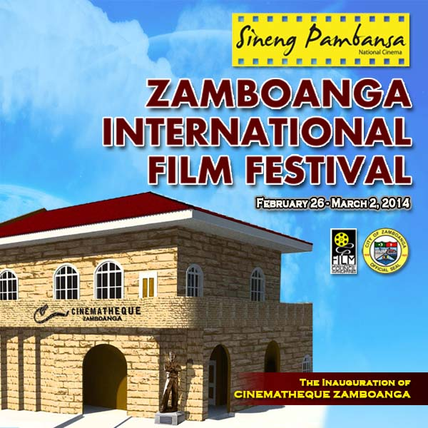 CINEMATHEQUE OPENS IN ZAMBOANGA: GUEST OF HONOR MANUEL CONDE'S SON