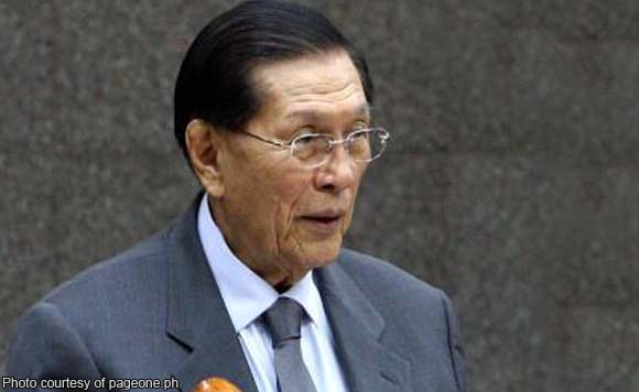 Image result for enrile