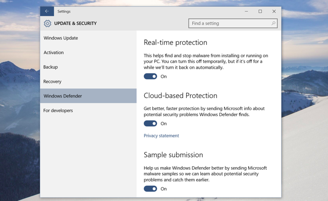 WHAT'S THE BEST ANTIVIRUS FOR WINDOWS 10? AND IS WINDOWS
