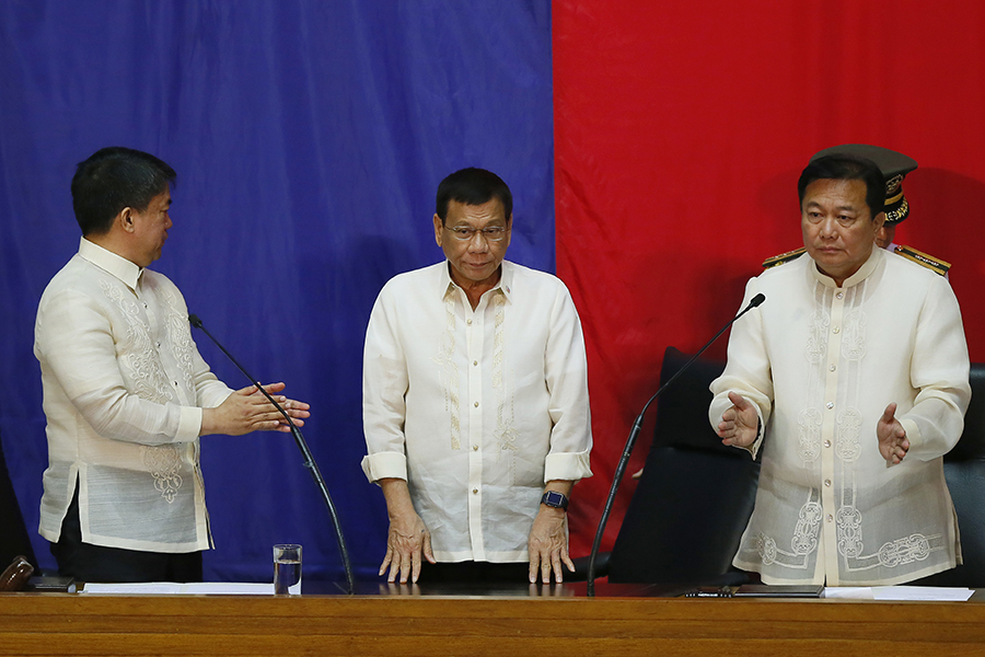 Exit Essay: Corruption in the Philippines