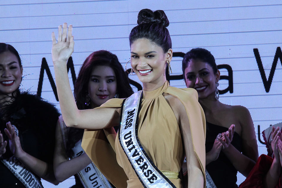 NO ROAD CLOSURES DURING MISS UNIVERSE PAGEANT