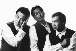 The Apo Hiking Society: Jim, Danny and Boboy