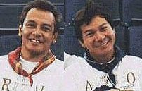JIM PAREDES AND BOBOY GARROVILLO